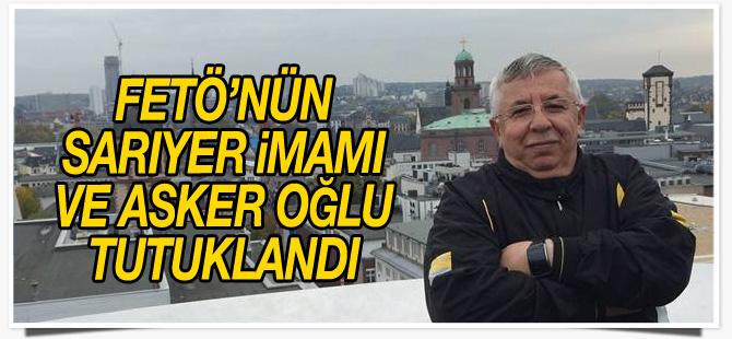 FETÖ'nün 'Sarıyer İmamı' Muzaffer Taşkın tutuklandı!