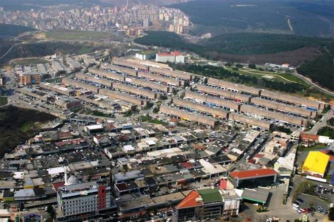 Maslak Atatürk Oto Sanayi Sitesi taşınıyor