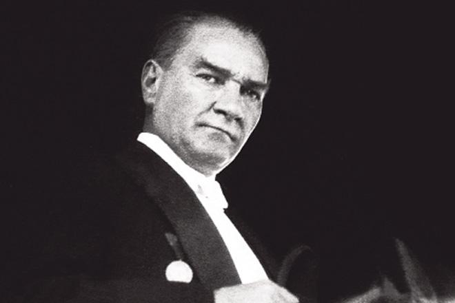 Mustafa Kemal Atatürk özlemle anıldı