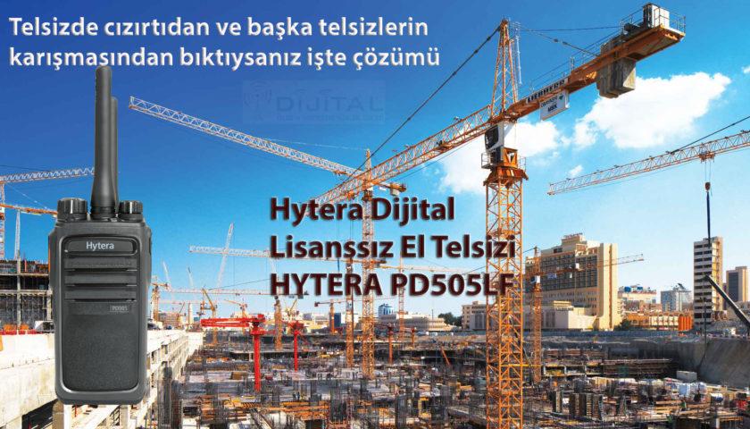 Görüşmelerinize Uygun Hytera Telsiz Modelleri