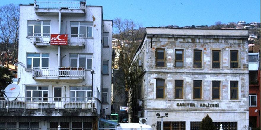 Eski Sarıyer Adliye binasının kaderi belli oldu