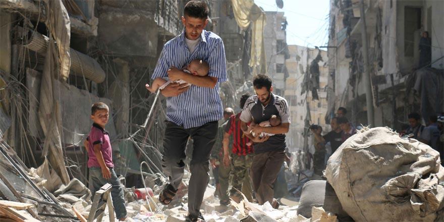 Ayazağa'dan Halep'e yardım kampanyası