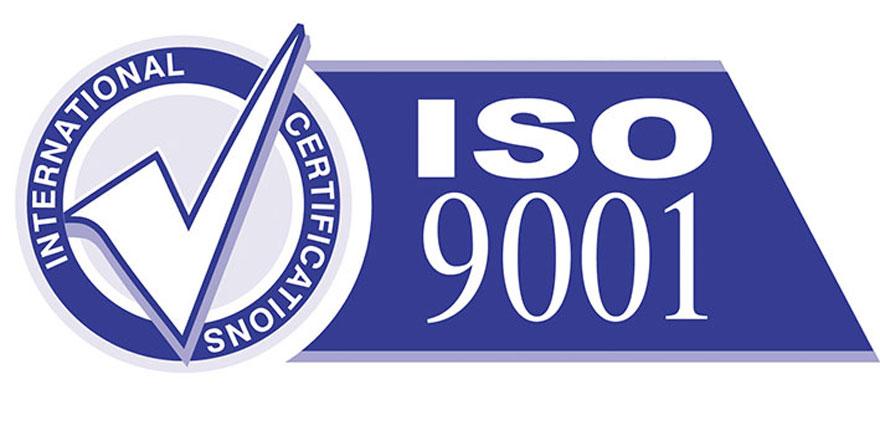 ISO 9001 Kalite Belgesi