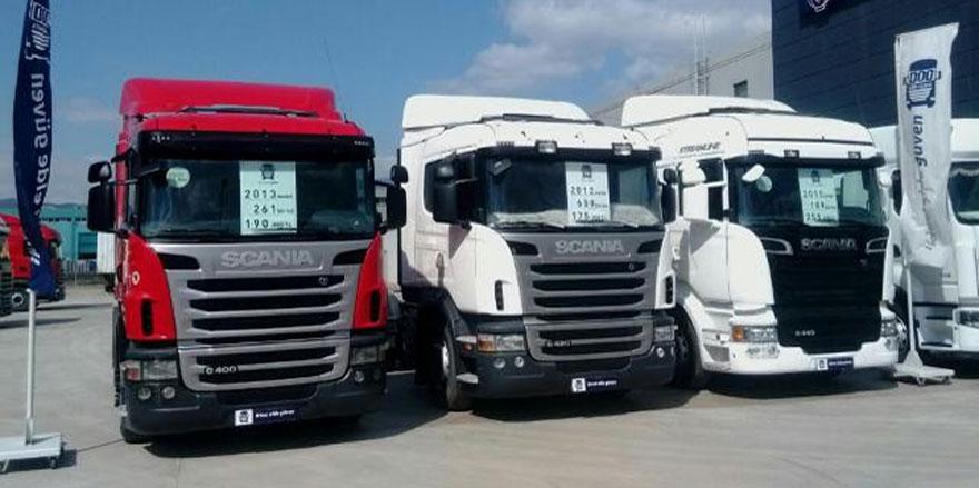 Doğuş Otomotiv'den ağır vasıta sektörüne hızlı giriş