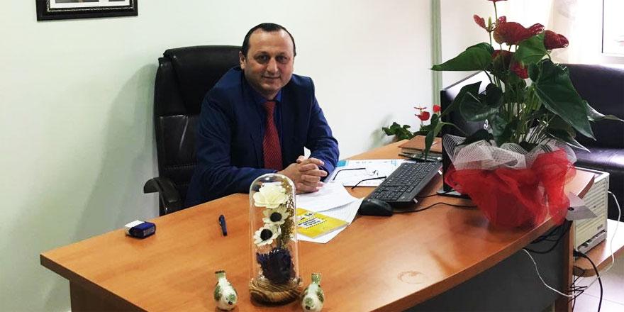 Dr. Mehmet Atmaca'ya önemli görev