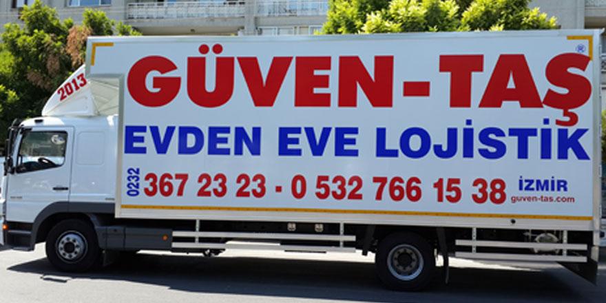 İzmir Evden Eve Firması : Güventaş