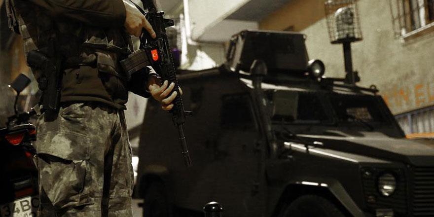 Sarıyer'de DHKP-C operasyonu: 2 gözaltı