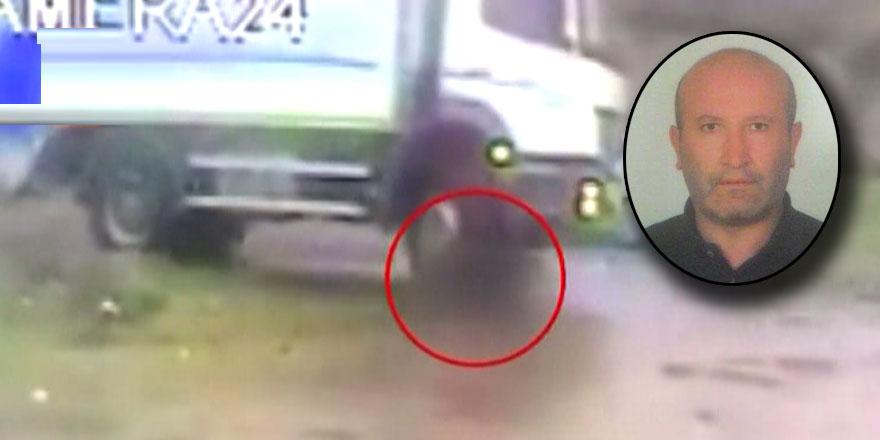 Sarıyer'de çöp kamyonu temizlik işçisi Ramazan Hoşgör'ü böyle ezdi - VİDEO
