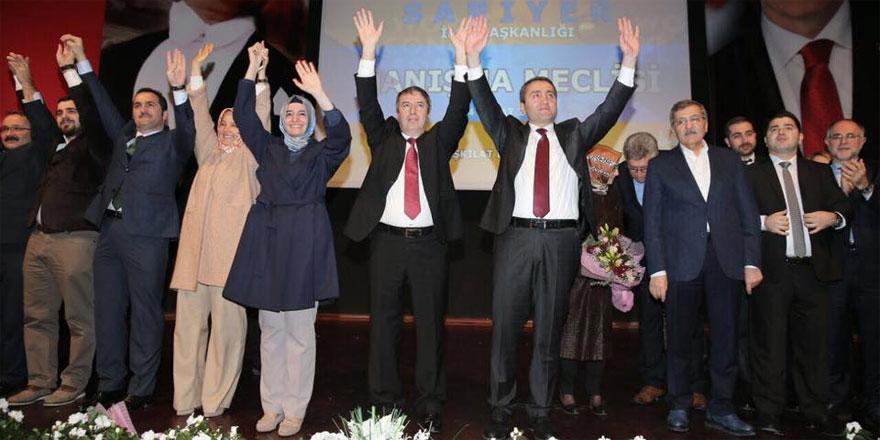 AK Parti Danışma Meclisi'ne yoğun katılım