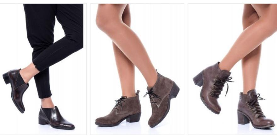 Ayakkabı Modelleri Bueno Shoes ile Ayaklarınıza Geliyor!