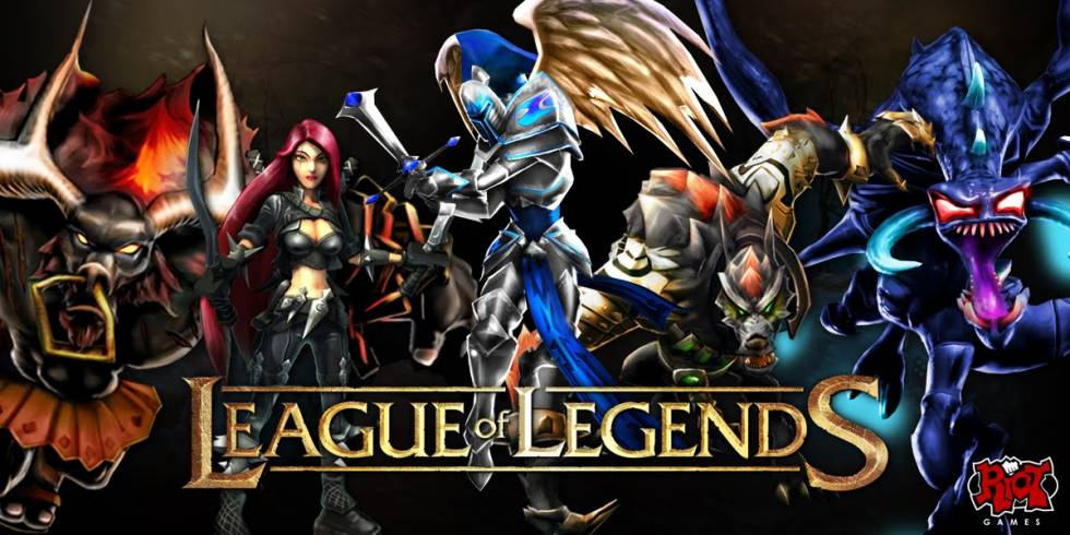 En Popüler Oyun   League Of Legends