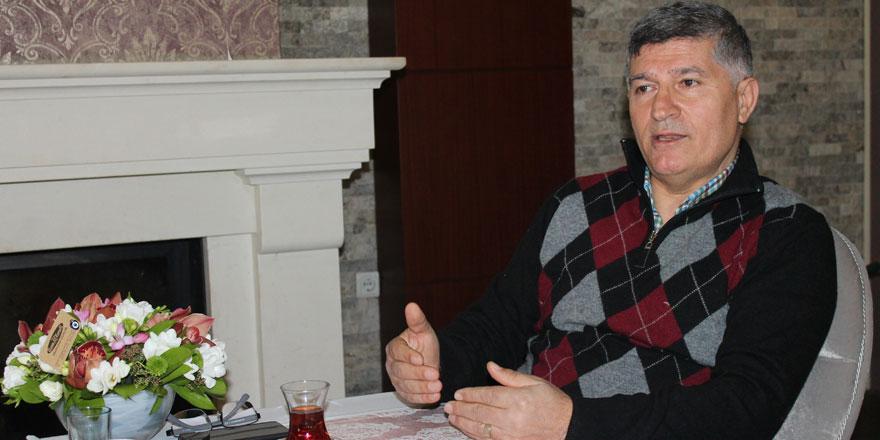 Sarıyer'in Asbaşkanı Ali Genç'ten önemli açıklamalar