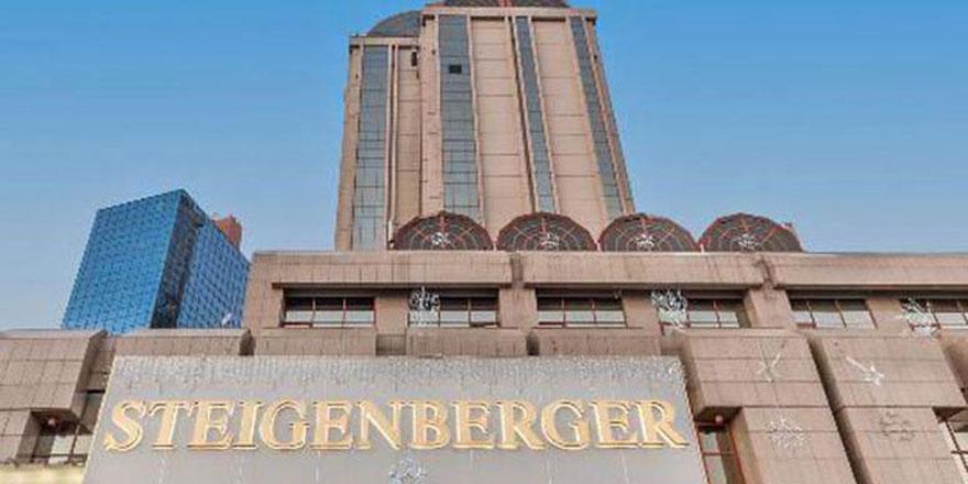 Maslak Steigenberger Hotel'i işleten şirket iflas etti