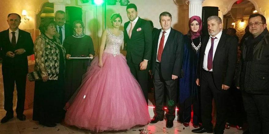 Özkan Mavzer'in mutlu günü