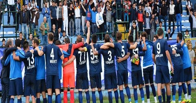 Sarıyer'den Erciyes'e gol yağmuru