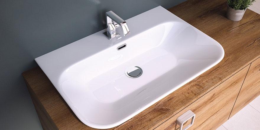 Banyolarda 2017 Model Lavabolar