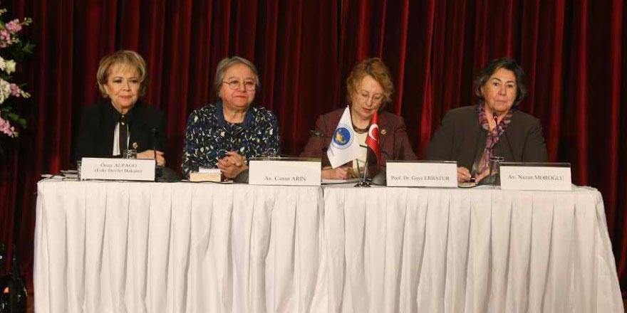 'Yeni Anayasa ve Kadın' panelinde konuştular