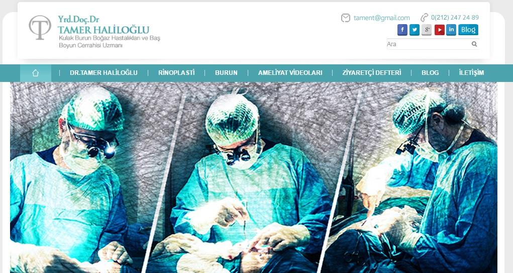 Burun Estetiği Ameliyatı Hakkında Bilinmesi Gerekenler