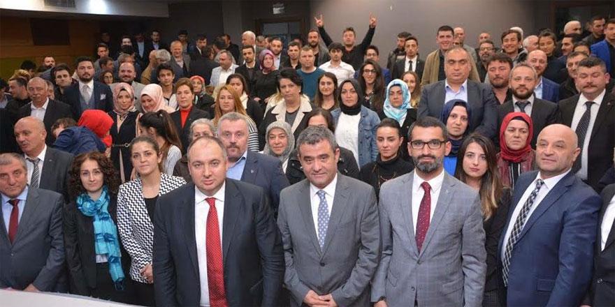 MHP Sarıyer'den referandum toplantısı