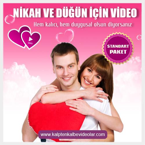 Sevgiliniz İçin Video Hazırlatma Adresiniz
