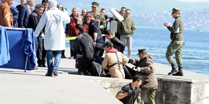 Köprüden atlayan gencin ceseti Rumelihisarı'ndan çıktı