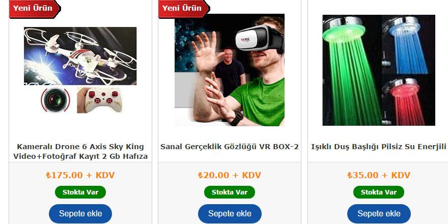 İlginç Ürünler Sitesi ticaretgroup.com