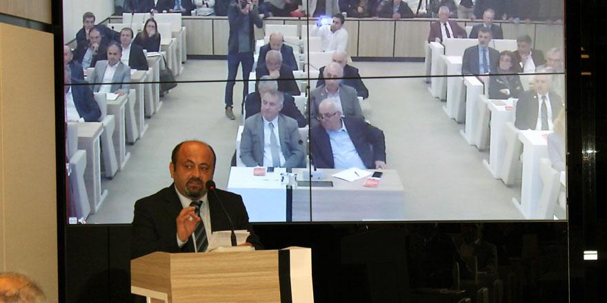 Mustafa Bakır, midyecilerin sefaletini meclise taşıdı