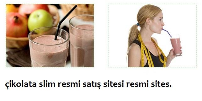 Diyetisyenlerin önerisi: Çikolata slim!