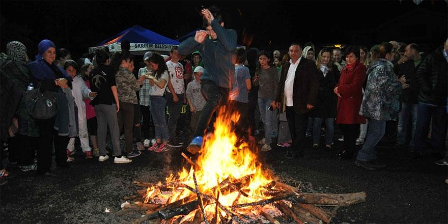 Sarıyer, Hıdırellez'i böyle kutladı
