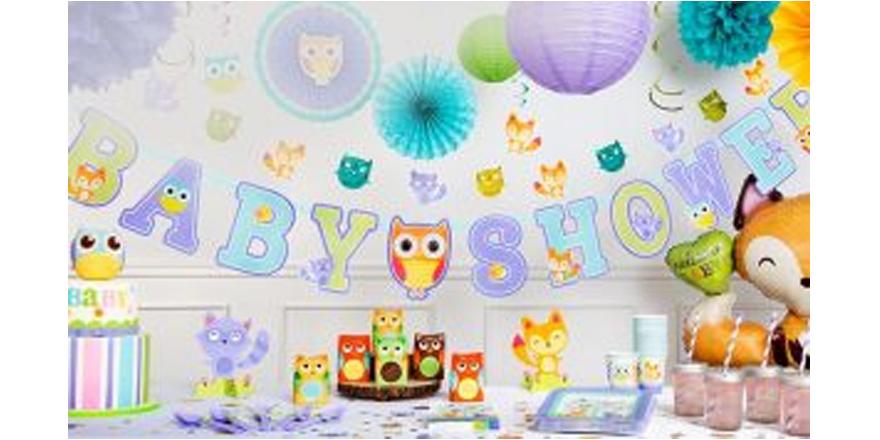 Evde Baby Shower Partisi Hakkında Tüyolar