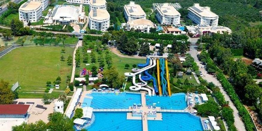 5 Yıldızlı Otellerde Aqua Park Keyfi
