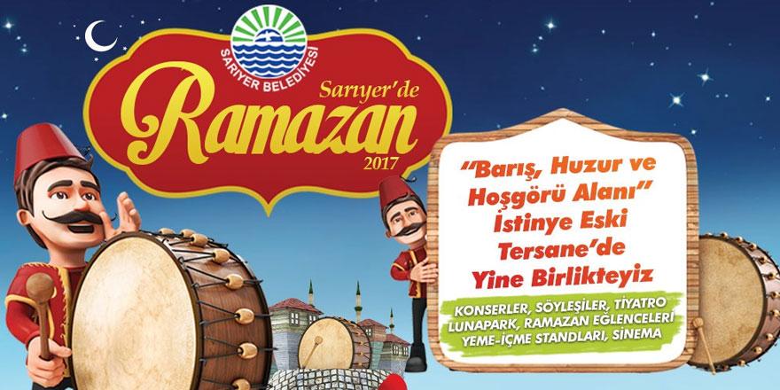 Sarıyer - İstinye Tersane Ramazan Etkinlikleri - Konserleri 2017