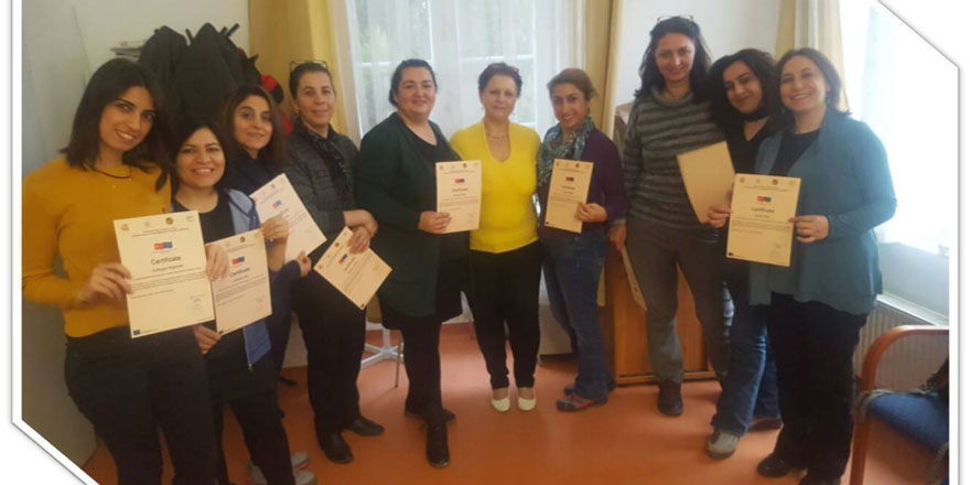 Öğretmenler proje kapsamında Avrupa ülkelerini gezdi