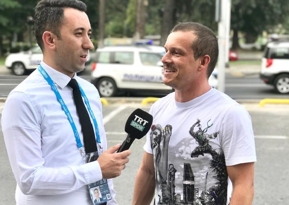 R. Madrid'in misafiri olarak Makedonya'ya gitti