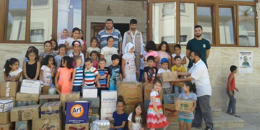 İHH'dan 105 camide ilaç kampanyası