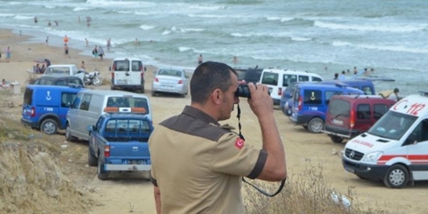 Jandarma Sarıyer plajlarında kuş uçurtmuyor