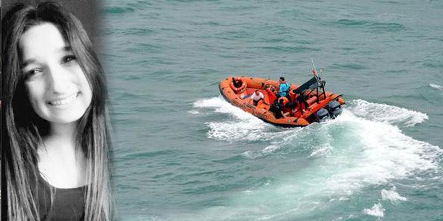 Sarıyer'de denize giren genç kız boğuldu
