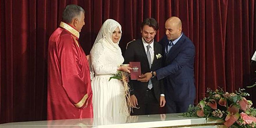 Sarıyer Ülkü Ocakları Başkanı Ümit Kapıcıoğlu'nun mutlu günü