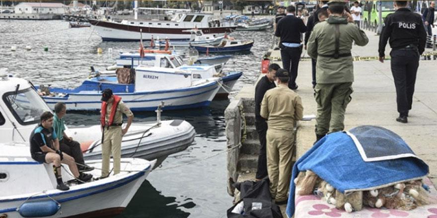 Sarıyer'de denize düşen 26 yaşındaki genç boğuldu