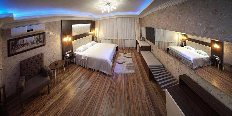 BEYOĞLU'NUN PARLAYAN YILDIZI: MİRACLE HOTEL