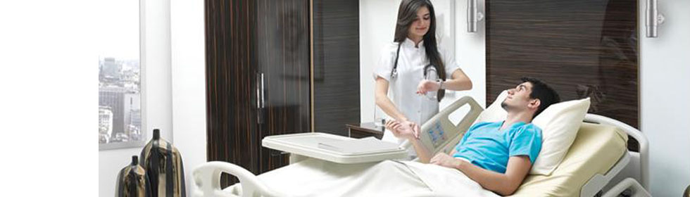 Hasta Yatağı Ve Kullanım Alanları