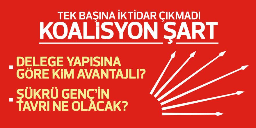 CHP Sarıyer'de tek başına iktidar çıkmadı, koalisyon şart