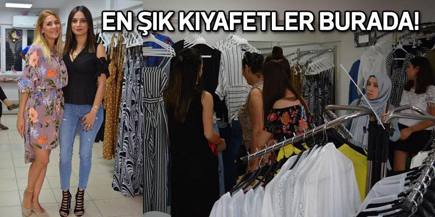 Sarıyer'de modanın yeni adresi Mİ Hİ BUTİK