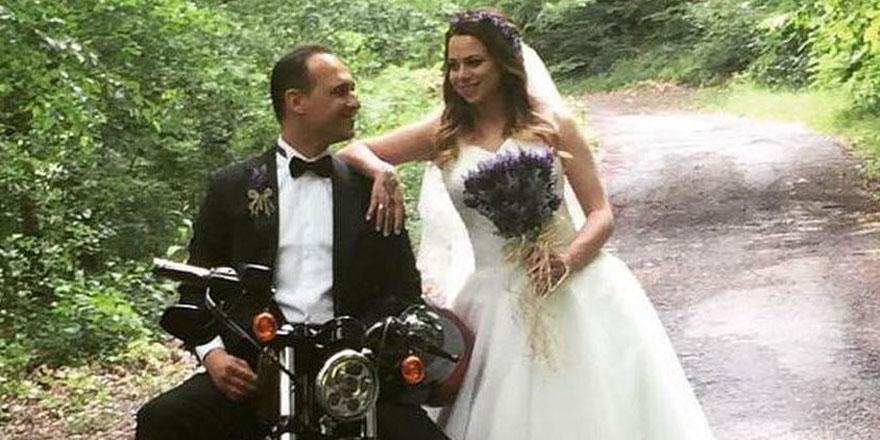 Sarıyer'de yeni evli çift motor kazasında ağır yaralandı