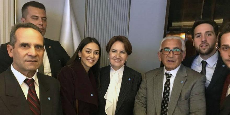 İYİ Parti'de Ali Sandıkçı sürprizi