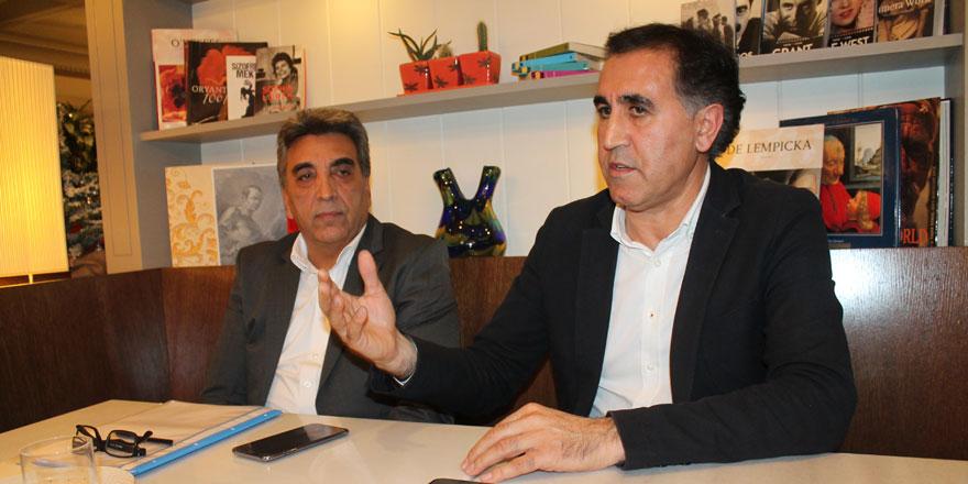 Deneyimli siyasetçi Ali Sönmez'den adaylık açıklaması