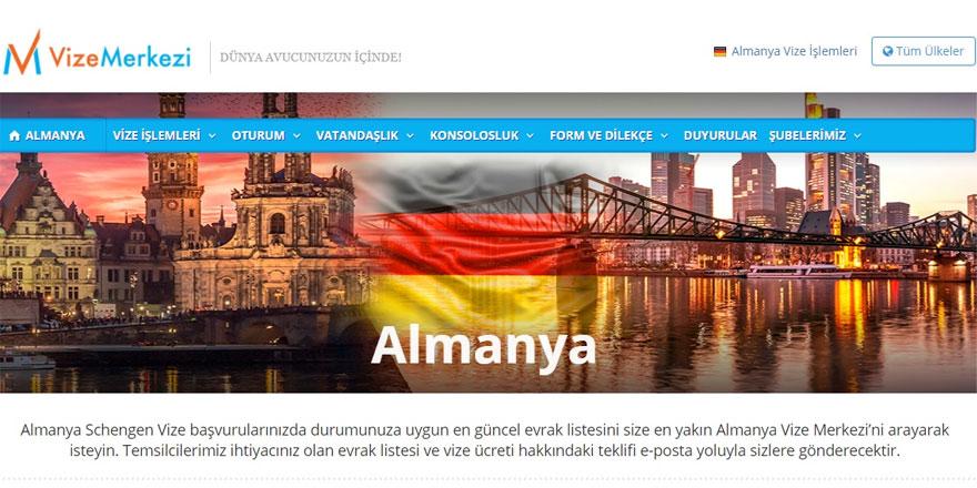 Almanya Vizesi Hakkında Detaylı Bilgi