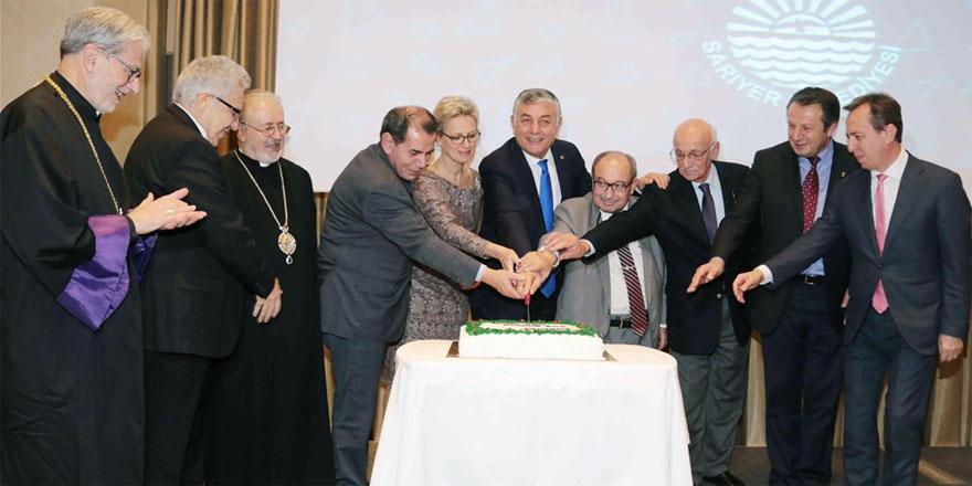 Diplomat ve dini önderlerden barış mesajı