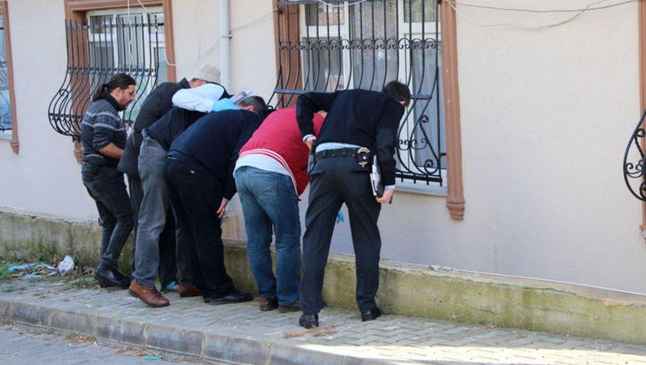 Bahçeköy'de ölüm tuzağı