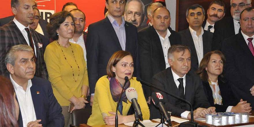 Kaftancıoğlu: İstanbul'u kazanmak için adayım